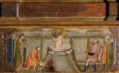 Quel buontempone di Bernabò Visconti 6. ~ Il Manoscritto del Cavaliere