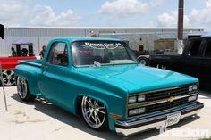 Kill Switch 2012 - Custom Truck Show - Web Exclusive Custom Truck Parts, Custom Chevy Trucks, C10 Trucks, Classic Chevy Trucks, Pickup Trucks, Classic Cars, 87 Chevy Truck, Chevrolet Trucks, Chevy Stepside