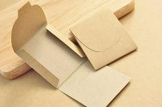 50 Kraft Envelope brown paper cm kraft by WSCraftBox Craft Packaging, Jewelry Packaging, Box Packaging, Packaging Design, Envelope Book, Diy Envelope, Envelope Design, Diy Gift Box, Diy Box