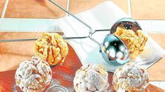 Christmas Cookies, Cupcakes, Meat, Breakfast, Recipes, Food, Snowball, Germany, Candy