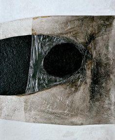 Alberto Burri: Bianco Plastica, 1966 - plastic, acrylic, combustion on cellotex Abstract Painters, Abstract Art, Pablo Picasso, Contemporary Artists, Modern Art, Giuseppe Penone, Alberto Burri, Art Informel, Artwork Images