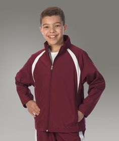 Charles River Apparel 8954 Youth TeamPro Jacket  #youthwarmups #youthjacket #charlesriverapparel