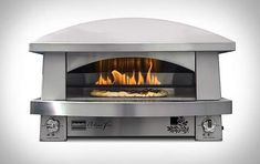 The Kalamazoo Outdoor Pizza Oven Turns You Into a Pizza Chef #kitchen trendhunter.com