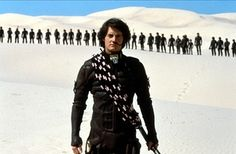 Kyle MacLachlan as Paul Atreides in David Lynch's 1984 film adaptation of Dune.