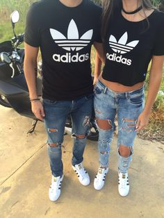 acf4596a0c5f Adidas More Clothing  Shoes   Jewelry   Women   adidas shoes Matching Couple  Outfits
