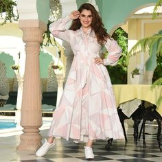 Shop Latest Fashion for Women and Men Online from Fashion websites and clothing Brands in 1 place! Buy trendy clothes and accessories. Royal Dresses, Cotton Dresses, Cotton Frocks, Casual Frocks, Frock For Women, Dresses For Work, Summer Dresses, Evening Dresses, Western Wear For Women