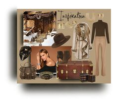 """""""Inspiration"""" by classicstyle4u on Polyvore featuring People Tree, Gucci, Rosantica, House of Harlow 1960, Blue Nile, Temple St. Clair, Giles & Brother, The Bridge, Faith Connexion and Tomas Maier"""
