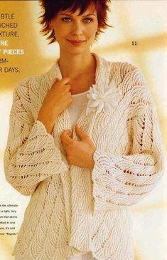 Пуловеры, жакеты, свитера | Записи в рубрике Пуловеры, жакеты, свитера | Много интересного для меня и для вас. : LiveInternet - Российский Сервис Онлайн-Дневников