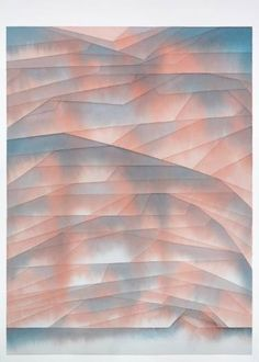 "Saatchi Art Artist Alex Diamond; Painting, ""rb edges"" #art"
