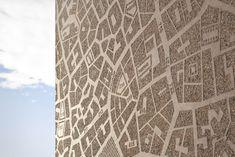 Graphic Concrete reference: Skanska Headquarters, Helsinki Kathy and Helsinki Neptun