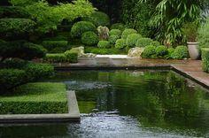 Japangarten mit Koiteich in Bremerhaven: Ausgefallen Garten von japan-garten-kultur