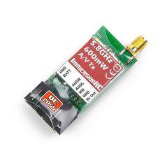 ImmersionRC 600mW 5.8GHz AV Transmitter for FatShark https://www.fpvbunker.com/product/immersionrc-600mw-5-8ghz-av-transmitter-for-fatshark/    #quads