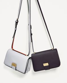 The Different Types of Womens Handbags – Handbags for Women Luxury Handbags, Fashion Handbags, Fashion Bags, Types Of Handbags, Sacs Design, Zara Bags, Satchel Handbags, Crossbody Bags, Cross Body Handbags
