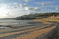 'Pettycur Beach,Fife' - Bob Dick     Lovely Warm Early March Day At Pettycur Bay,Fife.