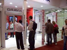Gravia na Expocon 2008 - Curitiba