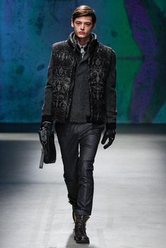 kenneth cole collection - fall 2013 ready-to-wear - new york