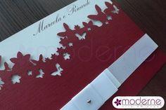 Convite de Casamento Limerick - Moderne - Convites e afins