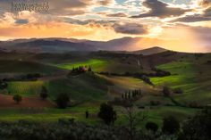 Well I hope the New Year is kicking off well for everybody. This is an image from the Tuscany area during one the better atmospheric mornings we had.  Thanks for looking.. - Kevin McNeal If you have a moment I would appreciate your thoughts on some of my favorite images of Tuscany and the rest of Italy in the link below.. http://ow.ly/sikbC