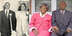 O CASAMENTO MAIS LONGO Herbert e Zelmyra Fisher, da Carolina do Norte, nos Estados Unidos, comemoraram 85 anos de casamento em maio de 2009. Zelmyra tem 101 anos, e Herbert fez 104 no dia 10 de junho deste mesmo ano. Eles moram no mesmo local há cinqüenta anos, e ambos ainda dizem os motivos pelos quais casaram um com o outro há tanto tempo.