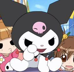 Hello Kitty Characters, Sanrio Characters, Cute Characters, Hello Kitty House, Hello Kitty My Melody, Pink Aesthetic, Aesthetic Anime, Pochacco, Cute Anime Pics