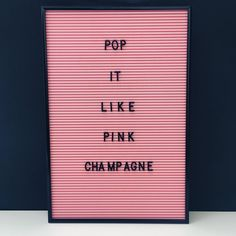 """24 Likes, 2 Comments - My Shining Armour (@myshiningarmour) on Instagram: """"Friday Feels! Shop the must have Pink Letterboard at myshiningarmour.com"""""""