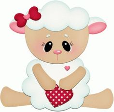 I think I'm in love with this shape from the Silhouette Design Store! Foam Crafts, Diy And Crafts, Crafts For Kids, Silhouette Online Store, Cute Sheep, Cute Clipart, Applique Patterns, Silhouette Design, Paper Piecing