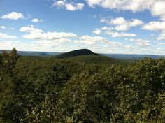 Mt Holyoke range park