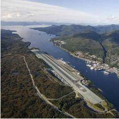 KTN Ketchikan Airport, Annette Island, Alaska