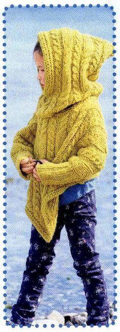 264 Ko) - Tricot et Crochet Little People, Little Ones, Crochet For Kids, Knit Crochet, Knitting Projects, Knitting Patterns, Kids Patterns, Baby Knitting, Needlework