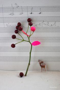 sania pell fluro flowers