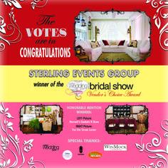 2013 September WinMock Vendor's Choice Award Winner