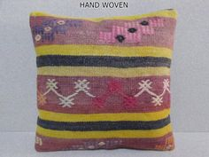 kilim pillow patio kilim pillow cover by DECOLICKILIMPILLOWS