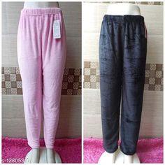 Pyjamas and Lounge Pants  Trendy Women Fancy Lower Fabric: Velvet Pattern: Solid Multipack: 2 Sizes:  32 (Waist Size: 32 in Length Size: 39 in Hip Size: 34 in)  34 (Waist Size: 34 in Length Size: 39 in Hip Size: 36in)  36 (Waist Size: 36 in Length Size: 39 in Hip Size: 38 in)  38 (Waist Size: 38 in Length Size: 39 in Hip Size: 40 in)  40 (Waist Size: 40 in Length Size: 39 in Hip Size: 42 in) Country of Origin: India Sizes Available: 28, 30, 32, 34, 36, 38, 40, 42   Catalog Rating: ★4 (849)  Catalog Name: Ravishing Fashionista Women Palazzos CatalogID_1625983 C76-SC1054 Code: 754-12805310-3711