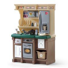 Etonnant Step2 LifeStyle Custom Kitchen II, Brown/Tan/Green * This Is An Amazon