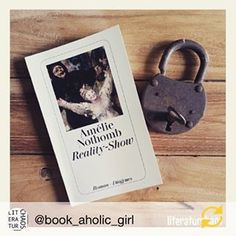 Nothomb, Amélie - Reality-Show - literaturchaoss Webseite! Amelie, Personalized Items, Reading, Phone, Books, Website, Telephone, Libros, Book