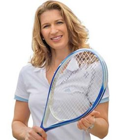 STEFFI Andre+Agassi+Biography | Famous Athletes Biography: Steffi Graf