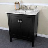 "Found it at Wayfair - 29"" Single Sink Vanity Set"
