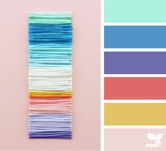 Color Collect via @designseeds