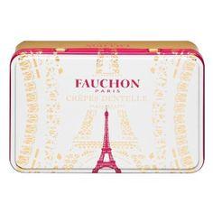 Fauchon Tea Paris Crêpes Dentelles