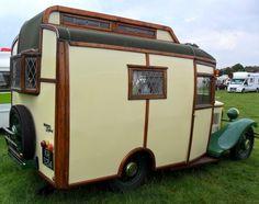 1930 Morris Oxford w/ coachbuilt body
