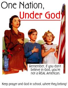 We are one nation under God. But everyone seems to be forgetting that. United we stand, Divided we fall. We would be nothing without such a merciful graceful God. We need to pull together and make God our Center. School Prayer, United We Stand, We Are The World, Believe In God, God Bless America, Atheism, First Nations, American Flag, American Pride