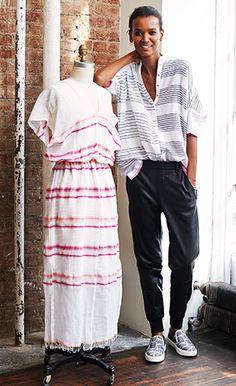Get Liya Kebede's top picks from Lemlem at #Shopbop