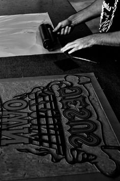 Lettering Time: & Type