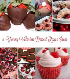 there are some many fun and create valentine dessert recipes ideas to choose from and valentines