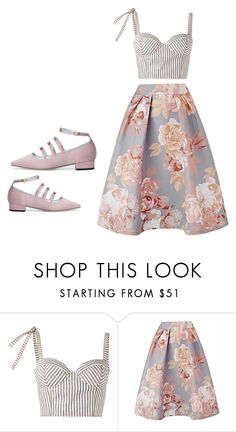 """""""Outfit random"""" by thebestmery on Polyvore featuring Rosie Assoulin"""