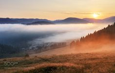 Misty Morning in Slovensky Raj by mist sunrise forest misty slovakia slovensky raj mlynky Misty Morning in Slovensky Raj Landscape Photography, Travel Photography, Photos Of The Week, Mists, Tourism, Sunrise, Vacation, Mountains, Travel Photos