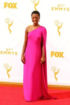 Samira Wiley | All The Looks From The 2015 Emmy Awards