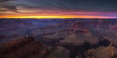 Grand Canyon Evening | by Vision & Light Photo