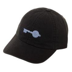 Ready Player One Crystal Key Cotton Embroidered Ballcap, Stylish Black Gamer Dad Hat, Winner Achievement