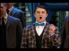 How to Succeed in Business -Tony Performance...who'd of thunk it - Daniel Radcliff - the triple threat :)